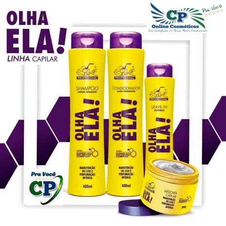 Kit Completo Olha Ela com 4 Itens - Belkit