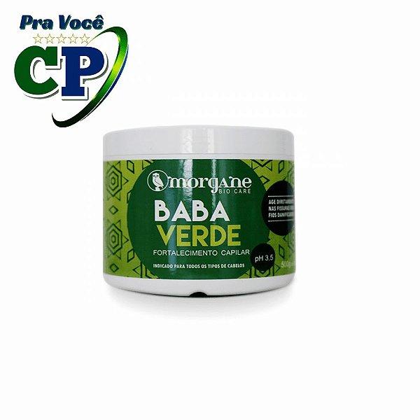 Máscara Baba Verde 500g - Morgane Bio Care