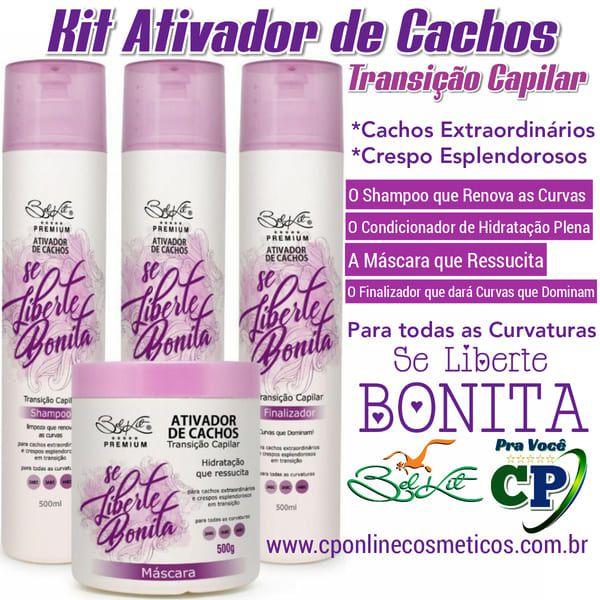 Kit Completo Se Liberte Bonita - Belkit