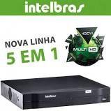 Gravador digital de vídeo Intelbras Multi HD Linhas MHDX - Temos Para Vários Canais.