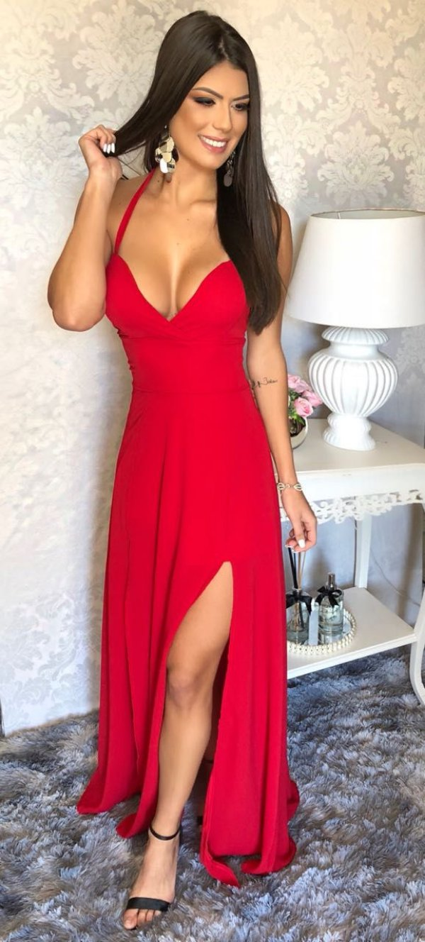 Vestido L Candice