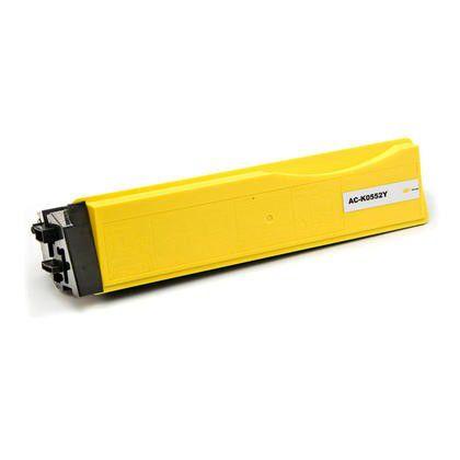 Toner Compatível MyToner para Kyocera TK552 TK-552 Yellow