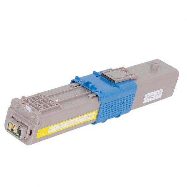 Toner Compatível MyToner para Okidata 469704 469701 Amarelo | C310 MC351 C310N MC361DN C330 MC561