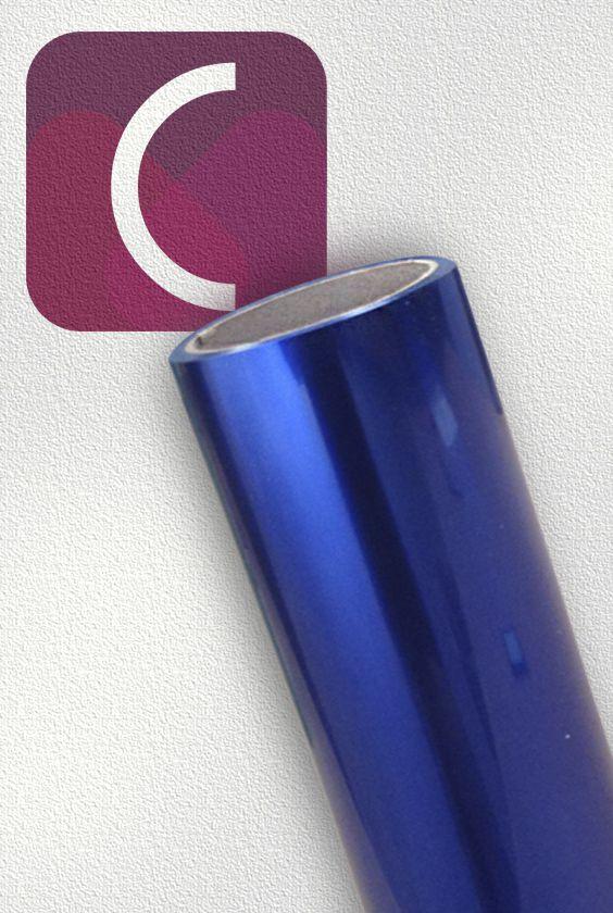 Filme Metálico Colorjet para Plotter de Recorte