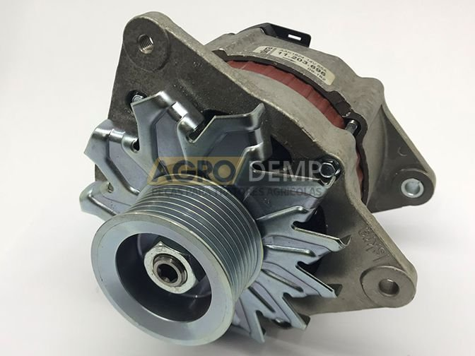 ALTERNADOR NEW HOLLAND CASE 7630 / 8030 / TM7010 / TM7020 / TM7030 / TM7040 / TS6000 / TS6020 / TS6030 / TS6040 - 87576052