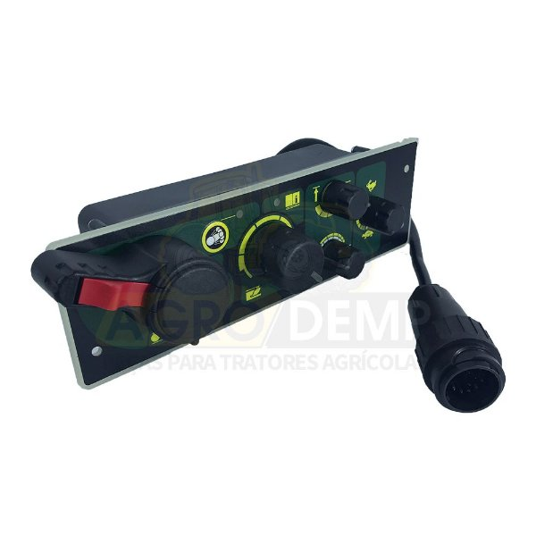 PAINEL DE CONTROLE EHRB VALTRA BH145 / BH165 / BH180 / BH185 / BH205 / 1280 / 1780 - 84189300