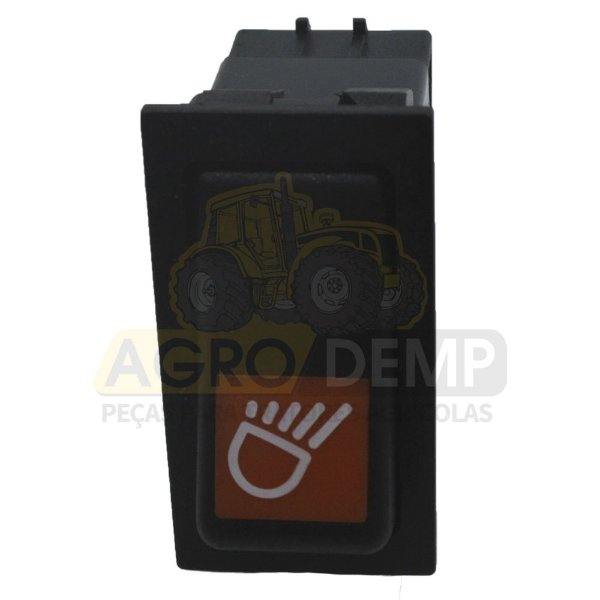INTERRUPTOR NEW HOLLAND - TL 60 AO TL100 - 81868912 / E9NN15R558AA