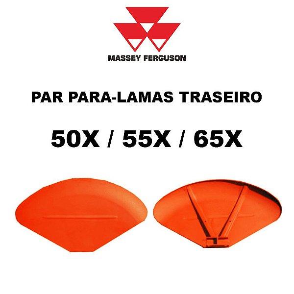 PARA-LAMA TRASEIRO (PAR) DIREITO E ESQUERDO MASSEY FERGUSON 50X / 55X / 65X - 1482616