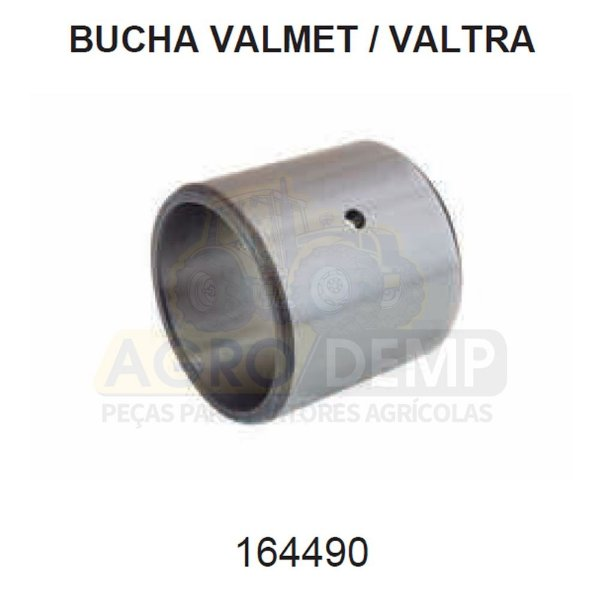 BUCHA DO EIXO PINHÃO - VALTRA / VALMET 685C / 685F / 785C / 785F / BF65 / BF75 - 164490