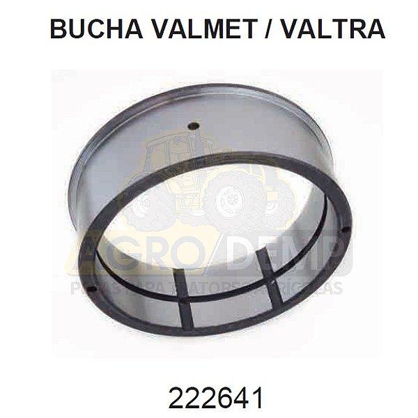 BUCHA DO MANCAL EIXO DIANTEIRO - VALTRA / VALMET 1280R E 1580 - 222641