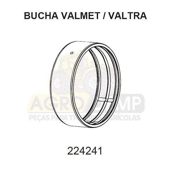 BUCHA DO MANCAL TRASEIRO - VALTRA / VALMET 1280R E 1580 - 224241