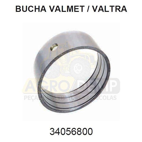 BUCHA DO SUPORTE E MANCAIS DO EIXO CARRARO PCR - VALTRA / VALMET BH140 / BH145 / BH160 / BH180 / BH185 / BH205 / BM85 / BM100 / 1280R / 1580 A 1780 (GERAÇÕES 1, 2 E HI ) - 34056800