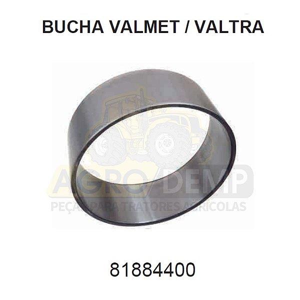 BUCHA SUPORTE E MANCAIS DO EIXO CARRARO - PRC - VALTRA / VALMET BH140 / BH145 / BH160 / BH165 / BH180 / BH185 / BH205 / BM85 / BM100 / 1280R / 1580 / 1780 (GERAÇÕES 1, 2 E HI) - 81884400