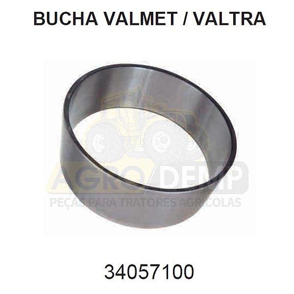 BUCHA - VALTRA / VALMET BH140 / BH145 / BH160 / BH165 / BH180 / BH185 / BH205 / BM85 / BM100 / 1280R / 1580 / 1780 (GERAÇÕES 1, 2 E HI) - 34057100