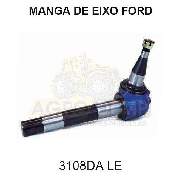 MANGA DE EIXO (HASTE 27CM - ESQUERDO - PANEGOSSI) FORD / NEW HOLLAND 5600 / 5610 / 6600 / 6610 E 6630 - 3108DA