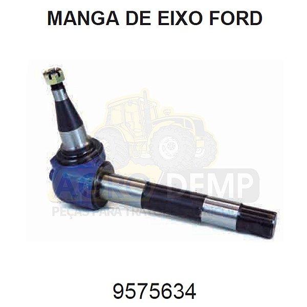 MANGA DE EIXO DIANTEIRO - FORD / NEW HOLLAND 4610 / 4630 / 5610 / 5630 / 6610 / 6630 / 7610 / 7630 / 7810 / 7830 E 8030 - 9575634