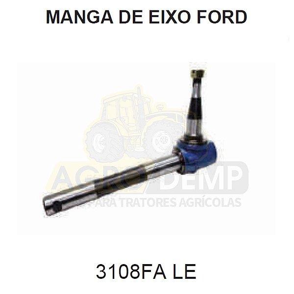 MANGA DE EIXO LADO (ESQUERDO) - FORD / NEW HOLLAND 4600 / 4610 / 4630 E 4810 - 3108FA-LE