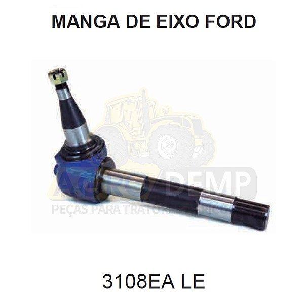 MANGA DE EIXO RODAGEM ALTA LADO (ESQUERDO) - FORD / NEW HOLLAND 6600 / 6610 E 7610 - 3108EA-LE