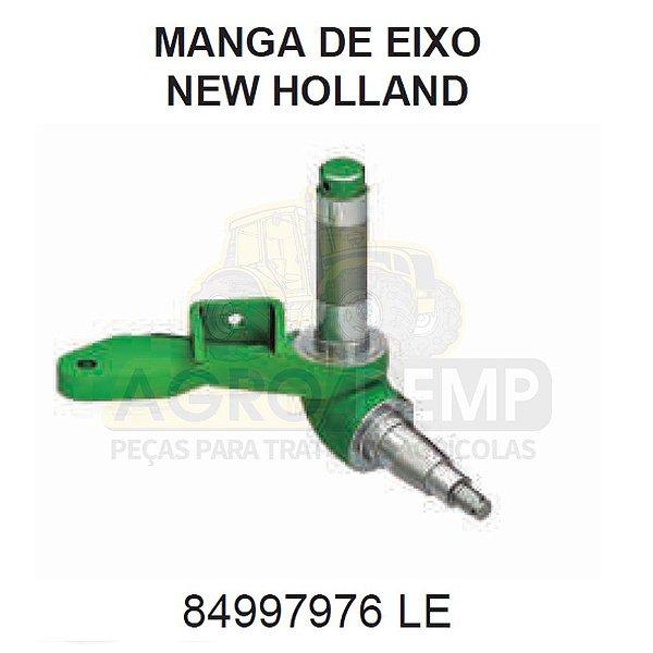 MANGA DE EIXO TRASEIRO ARTICULAÇÃO LADO (ESQUERDO PARA COLHEITADEIRA) - FORD / NEW HOLLAND TC59 / TC5070 E TC5090 - 84997976