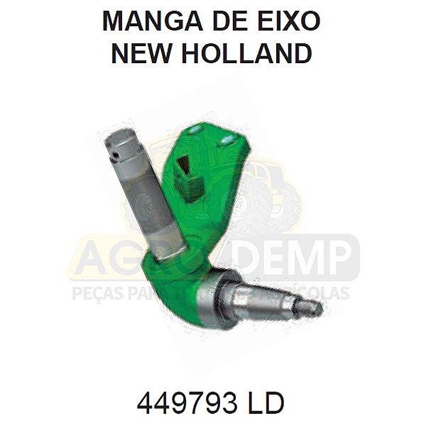 MANGA DE EIXO TRASEIRO LADO (DIREITO PARA COLHEITADEIRA) - FORD / NEW HOLLAND TC55 E TC57 - 449793