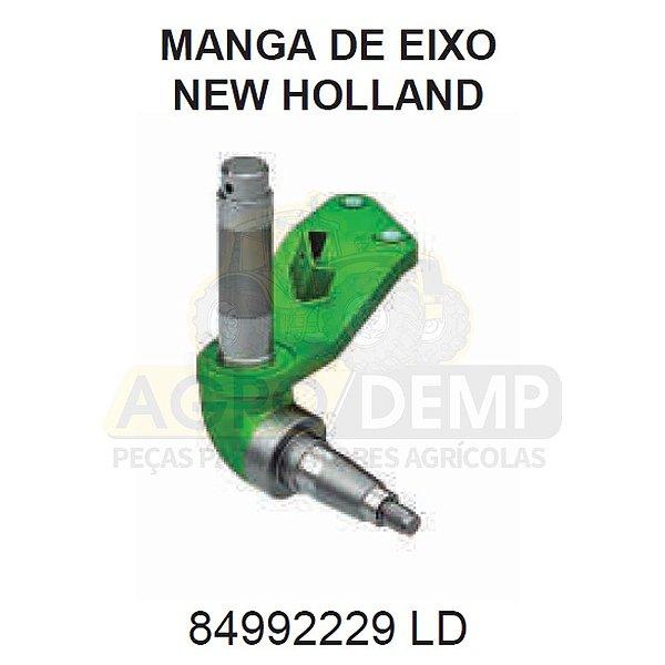 MANGA DE EIXO TRASEIRO LADO (DIREITO PARA COLHEITADEIRA) - FORD / NEW HOLLAND TC55 E TC57  - 84992229
