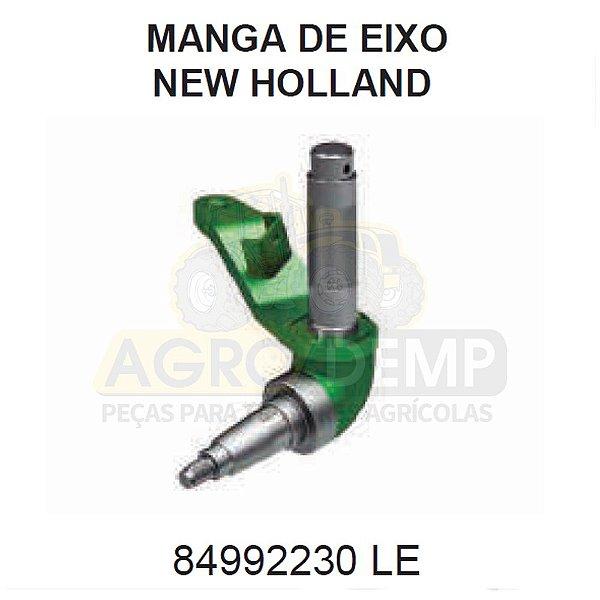 MANGA DE EIXO TRASEIRO LADO (ESQUERDO PARA COLHEITADEIRA) - FORD / NEW HOLLAND TC55 E TC57 - 84992230