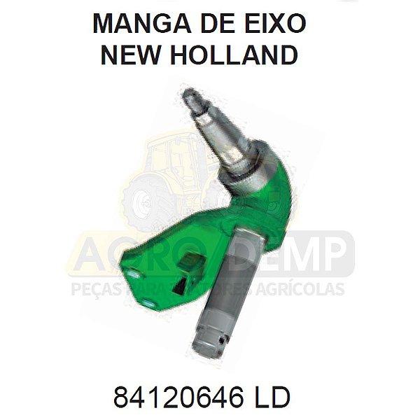 MANGA DE EIXO TRASEIRO PARA (COLHEITADEIRA LADO DIREITO) - FORD / NEW HOLLAND TC57 - 84120646