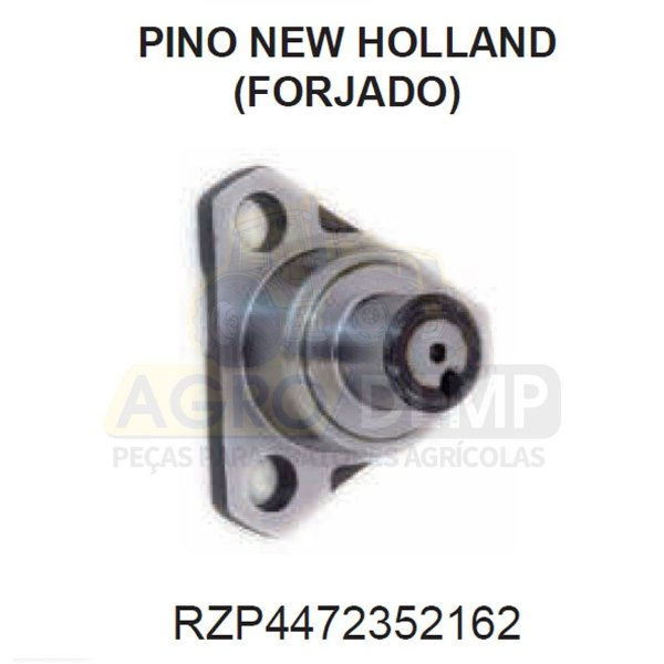 PINO DE FLANGE - FORD / NEW HOLLAND - RZP4472352162