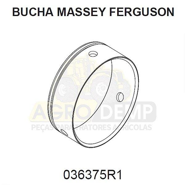 BUCHA CARCAÇA - MASSEY FERGUSON 660 / 680 / 7150 / 7170 / 7180 / MAXION 9.150 / 9.170 - 036375