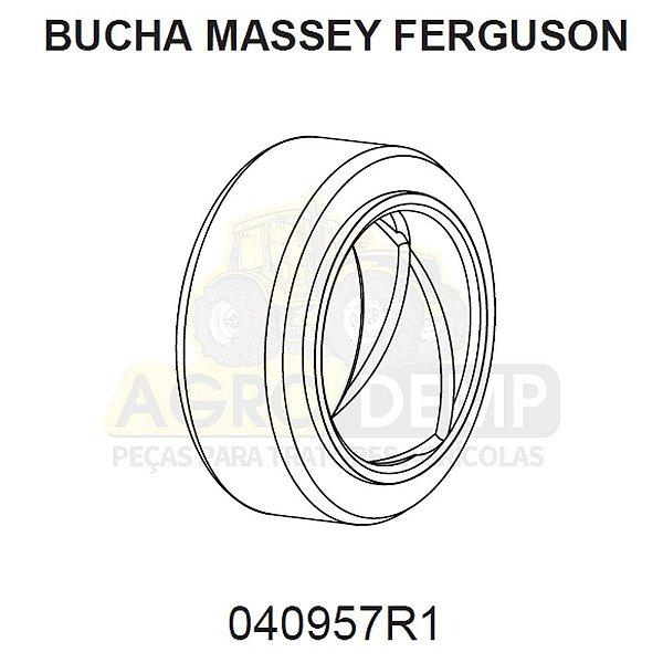 BUCHA MANCAL SUPERIOR (RETROESCAVADEIRA PIVÔ TRAÇÃO 4X4) - MASSEY FERGUSON FB80.2 / FB100.2 / FB80.3 E FB100.3 - 040957