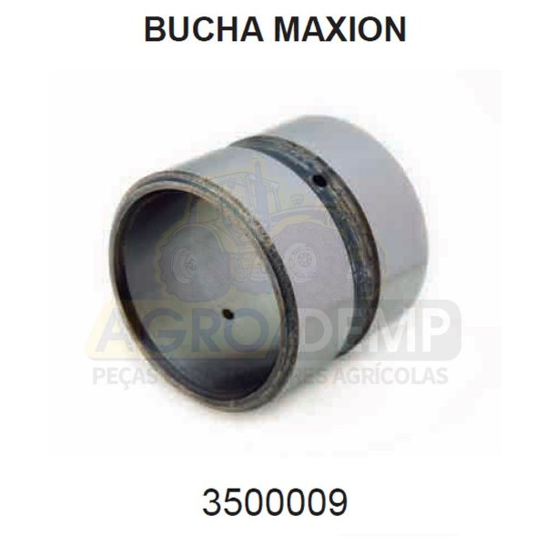 BUCHA (RETROESCAVADEIRA) - MASSEY FERGUSON / MAXION 750 II - 3500009