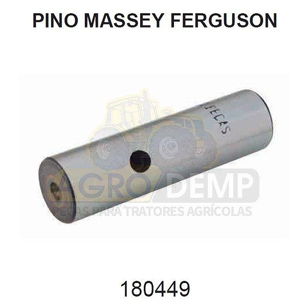 EIXO PIVÔ GARFO DA EMBREAGEM - MASSEY FERGUSON 50X / 55X / 65X / 85X / 95X / 250X / 235 / 250 / 265 / 275 / 283 / 290 / 292 E 296 - 180449