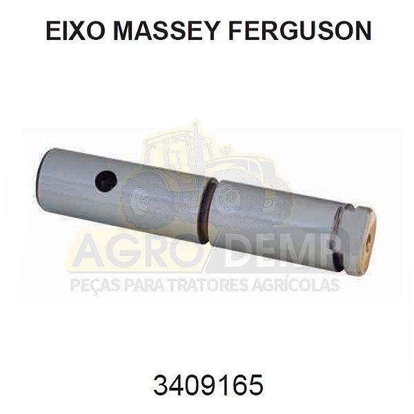 EIXO PEDAL ESQUERDO DA EMBREAGEM - MASSEY FERGUSON 250 / 265 / 275 / 283 / 290 / 292 / 296 E 299 - 3409165