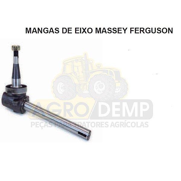 MANGA DE EIXO DIANTEIRA (LADO ESQUERDO ALTA) - MASSEY FERGUSON 50X / 55X / 65X / 235 A 265 - 1481398