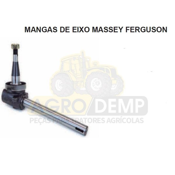 MANGA DE EIXO - MASSEY FERGUSON 50 E 65X - 487207