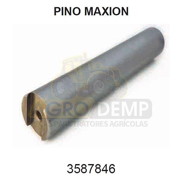 PINO DE AÇO PIVÔ GIRATÓRIO PARA (RETROESCAVADEIRA E COLHEITADEIRA) - MASSEY FERGUSON / MAXION MF86 / MF96 / 750-I E 750-II - 3587846
