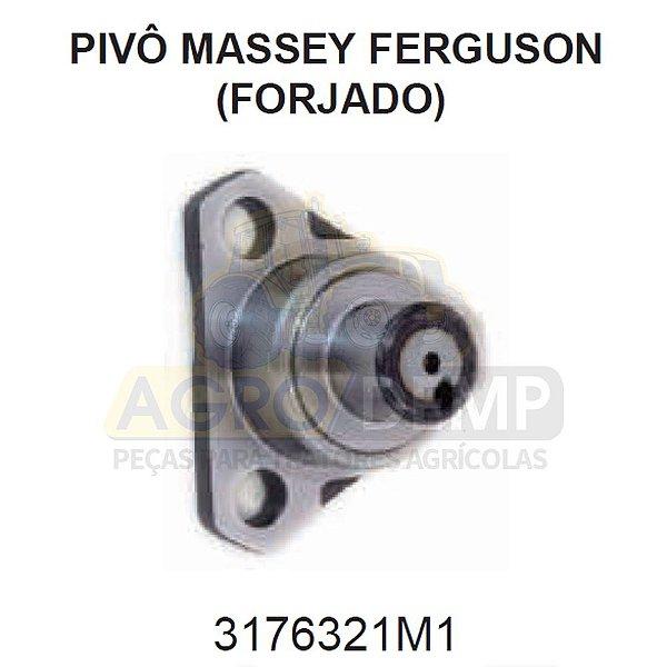 PINO MANCAL DA TRAÇÃO DIANTEIRA APL345 E APL350  - MASSEY FERGUSON 290 A 299 / 630 / 640 / 650 - 3176321