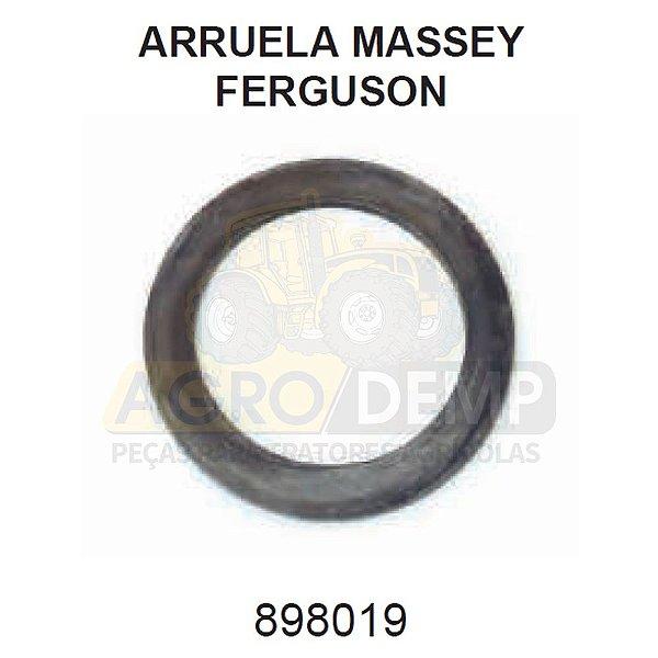 CÁLCIO DO EIXO DIANTEIRO 4X2 - MASSEY FERGUSON 50X / 55X / 65X / 85X / 95X / 250X / 265X / 275X / 235 / 250 / 265 / 275 / 283 / 290 / 292 E 296 - 898019