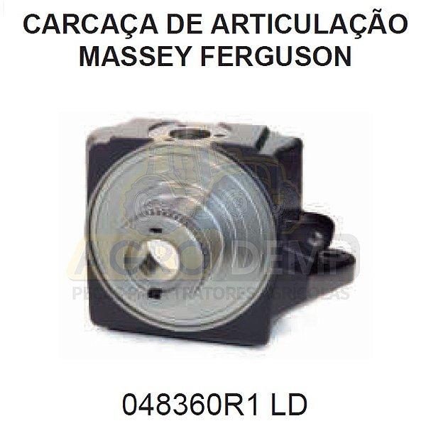 CARCAÇA DA ARTICULAÇÃO (LADO DIREITO APL359) - MASSEY FERGUSON 660 / 680 / MAXION 9170 - 048360