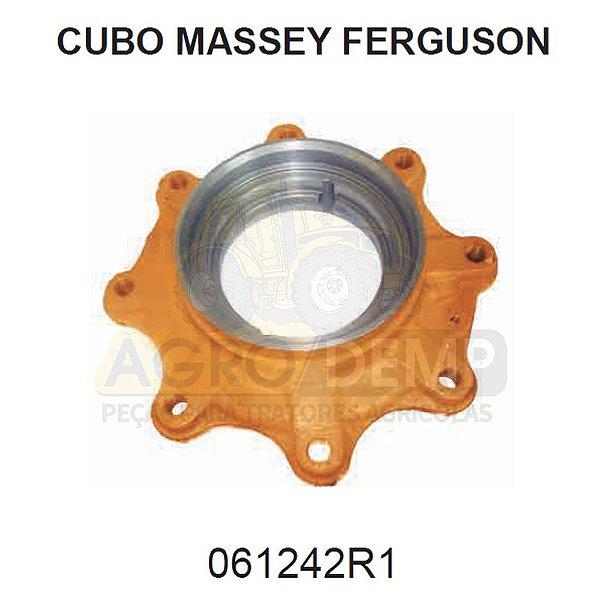 CUBO DA RODA DIANTEIRA - MASSEY FERGUSON 250 / 265 / 275 / 283 / 290 / 4265 / 4275 E 4283 - 061242