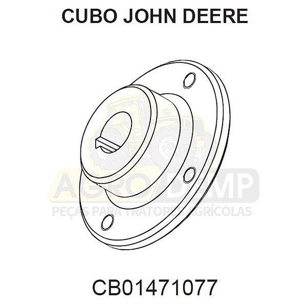 CUBO - JOHN DEERE 3510 E 3520 - CB01471077