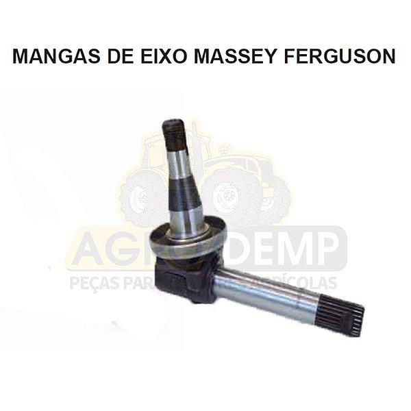 MANGA DE EIXO 4X2 200 MM PARA (RETROESCAVADEIRA LADO DIREITO) - MASSEY FERGUSON 86HD / 96 / MAXION 750 - 3149076