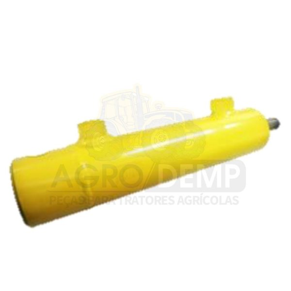 CILINDRO LEVANTE HIDRAULICO FLUTUAÇÃO LATERAL COM HASTE TEMPERADA - FORD / NEW HOLLAND TC55 / TC57 - 823361