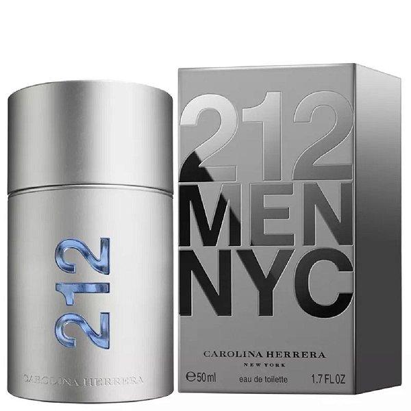 212 Men Carolina Herrera - Perfume Masculino - Eau de Toilette