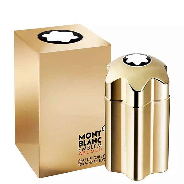 db6563205a Emblem Absolu Montblanc - Perfume Masculino - Eau de Toilette - EWS ...