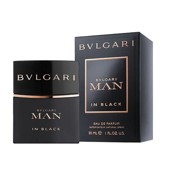 Bvlgari Man In Black- Perfume Masculino - Eau de Parfum