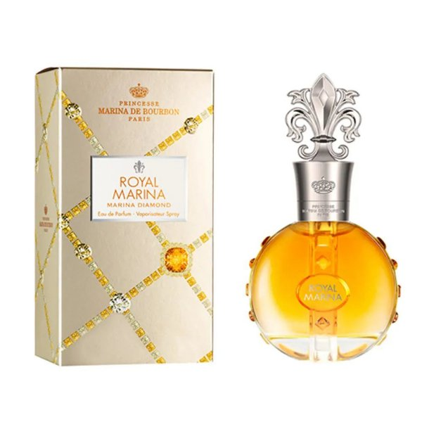 Royal Diamond Marina de Bourbon - Perfume Feminino - Eau de Parfum