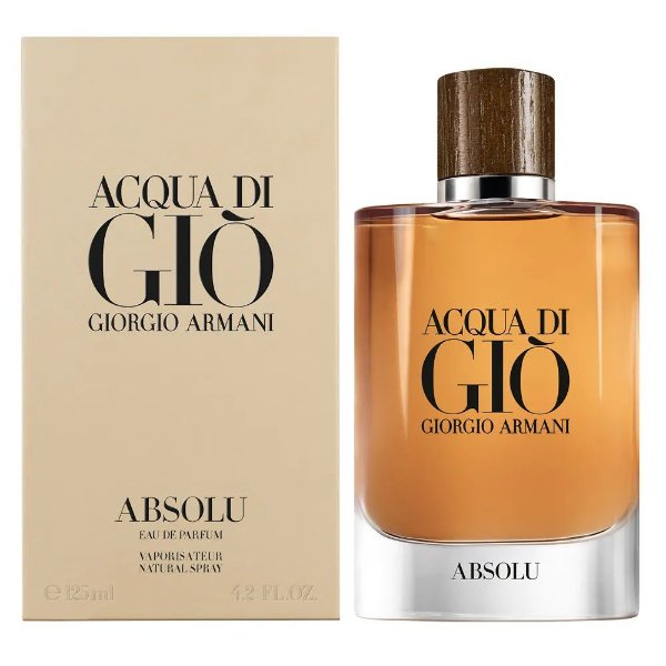Acqua di Giò Absolu Giorgio Armani - Perfume Masculino - Eau de Parfum