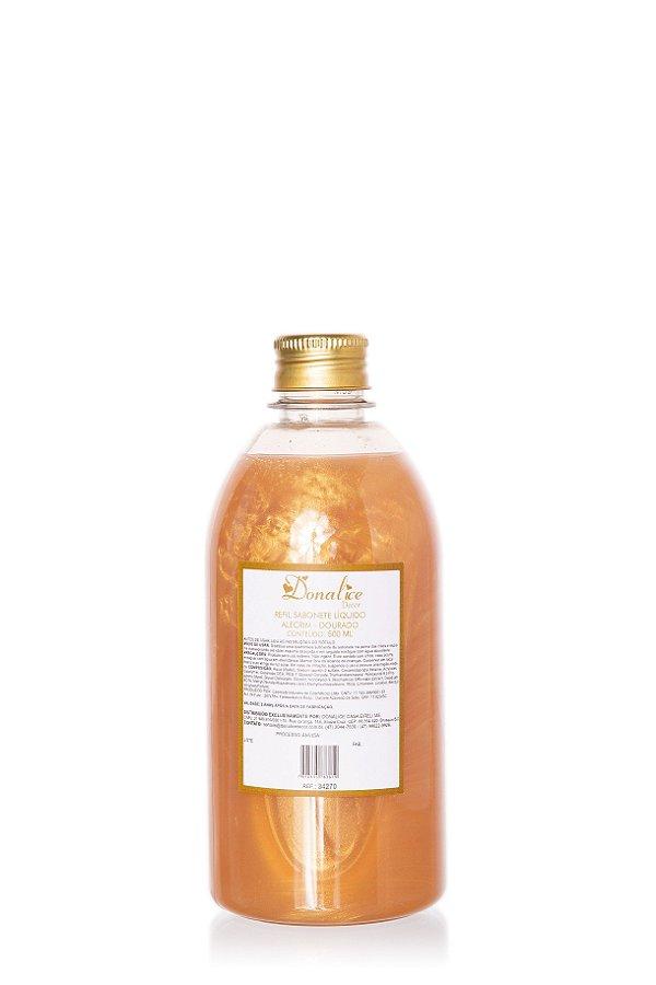 Refil Sabonete Líquido 500 ml Dourado
