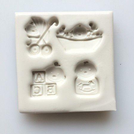Molde Mini Bebês 0150